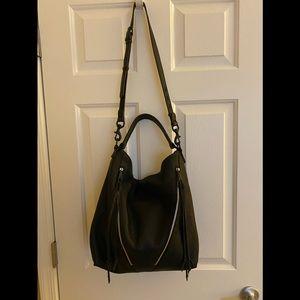 Rebecca Minkoff cross body bucket bag